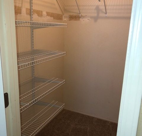 2nd Bed Closet