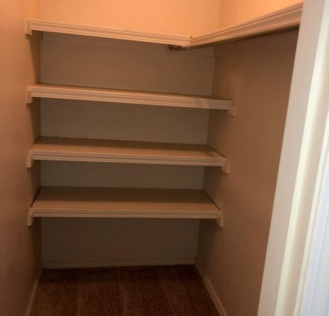 Hall Closet Up